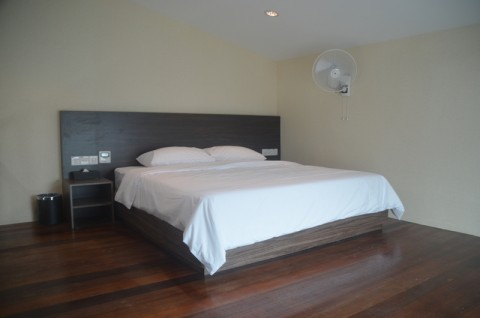 4pax Villa (double bed)